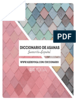 Igersyoga Diccionario de Asanas