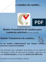 Presentación Modelos de Cambios