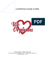 Proposal Santunan Anak Yatim PDF Final