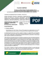 PLAN DE COMPRAS INDIVIDUAL PROYECTO VICTIMAS MPIO DE RECETOR.docx