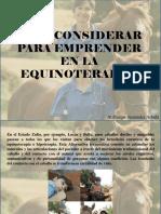 Atahualpa Fernández Arbulú - ¿Qué considerar para emprender en la Equinoterapia?