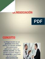 La Negociación Ipc
