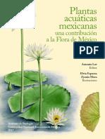 Plantas Acuaticas Mexicanas Vol.ii
