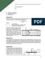 Ejercicios Propuestos de Mecánica de Fluidos