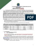 Edital 016--20182 Controle e Processos Industriais