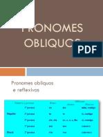 Pronomes obliquos1