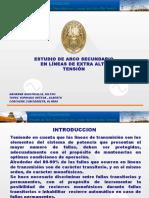 267631225 Estudio de Arco Secundario en Lineas de EHV