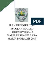 Plan de Seguridad Escolar SMP