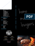 Carta La Calle Burger Fuengirola