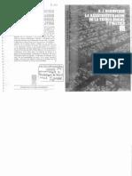 Bernstein - La Reestructuración de La Teor Soc y Pol