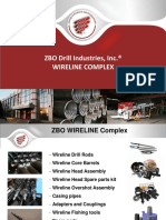 ZBO Wireline Complex
