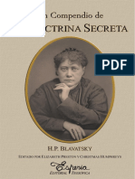 Un Compendio de La Doctrina Secreta. Helena Petrovna Blavatsky