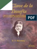 La Clave de La Teosofia H.P.B
