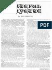 FATEFUL FAYETTE, by Bill Grimstad (a.k.a Jim Brandon)