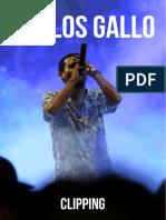 Carlos Gallo - Clipping