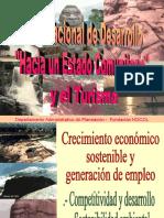 Plan Nacional - Turismo