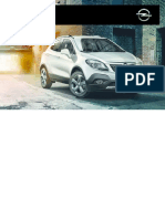 Manual Opel Mokka 2015