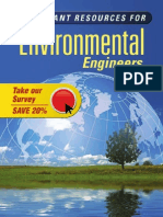 Important Resources for Environmental Engineers