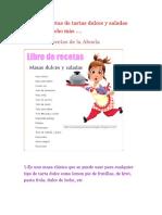 Libro de recetas de masas dulces y saladas.rtf