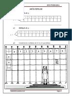 Arit 2do y 3ero Multiplos, Divisores, Criterios de Divisibilidad