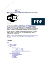 Wifi Router Wiki