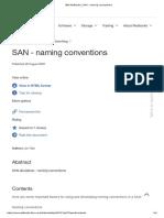 IBM Redbooks _ SAN - Naming Conventions