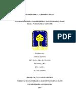 makalah perkembangan dan peradaban islam masa pertengahan.docx