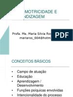 Psicomotricidade e Aprendizagem2003[1]