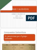 Cetonas y Aldehidos