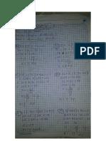 ecuaciones lineales tarea