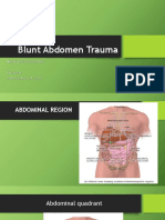 Blunt Abdomen Trauma Fix