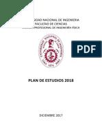 Plan de Esudio 2018 Escuela Profesional de Ingeniera Física.pdf