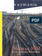 Normas NEM Ferroviario