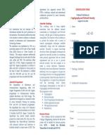 CNS Workshop Brochure