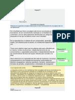 Comercio y Marketing Electronico, Examen