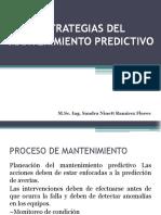 Estrategias Del Mantenimiento Predictivo