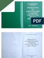 Priručnik za sakupljanje ljekovitih biljaka-Branimir Marković