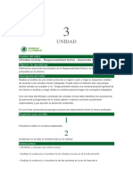 Instrucciones Taller Unidad 3 - Etica y Responsabilidad Social
