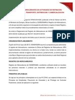 Registro de Hidrocarburos en Actividades de Refinacion (1)