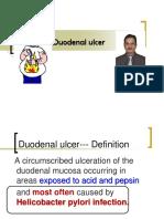 Duodenal Ulcer - Final