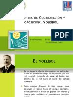 Deportes de Colaboración y Oposición - Voleibol (2)