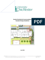 Student Accommodation Standard Design Requirements - Rev04