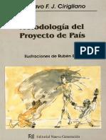 Metodologia Del Proyecto de Pais
