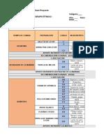 Analisis Quimico Inicio 9 - 11 Meses