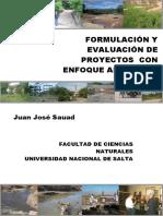 Formulación y Evaluación de Froyectos Ambientales