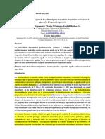 ARTICULO 7. El Efecto de La Exposición Aguda de Zn y Pb en Algunos Marcadores Bioquímicos en El Caracol de Agua Dulce (Viviparus Bengalensis)