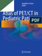 Atlas of PET:CT in Pediatric Patients