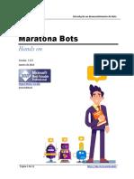 Hands-On Lab - Introdução Ao Desenvolvimento de Bots