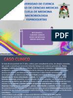 MICROPRACTICA ESPIROQUETAS