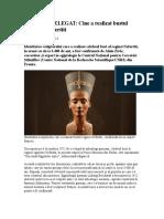 Cine a Realizat Bustul Reginei Nefertiti